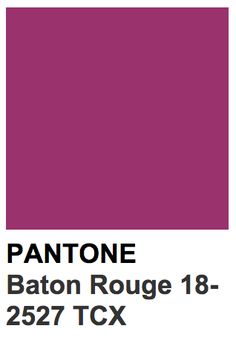 Image result for Baton Rouge pantone