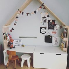 Inspiration: 7 practical ideas for a play corner - ikea kids - Playroom Design, Kids Room Design, Ikea Design, Baby Bedroom, Girls Bedroom, Bedroom Decor, Bedroom Furniture, Ikea Girls Room, Room Boys