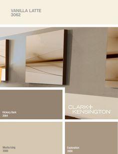 Vanilla Latte 3062 by Clark+Kensington  I love Mocha Icing!!