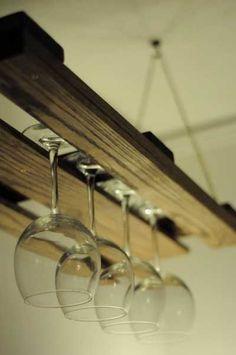 20 ideas para fabricar muebles con palés de madera para la cocina