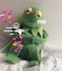 ✔ Memes Love Wallpaper Kermit The Frog Funny Kermit Memes, Cartoon Memes, Funny Gay Memes, Frog Wallpaper, Love Wallpaper, Iphone Wallpaper, Stupid Memes, Gf Memes, Sapo Meme