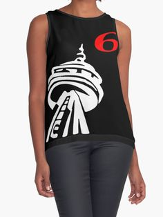 CN Tower inTOthe6 by TheVillage6