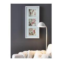 IKEA - ERIKSLUND, Bild mit Rahmen, Motiv von James Guilliam.Fertig zum Aufhängen.