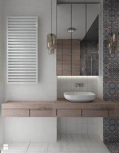Łazienka styl Eklektyczny - zdjęcie od iHome Studio