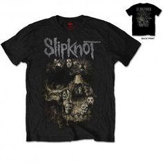Tricou Slipknot: Skull Group