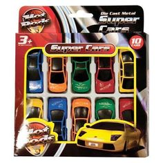 NEW 10 PCS DIE CAST SPORTS RACING CAR VEHICLE PLAY SET CARS KIDS BOYS TOY | Toys & Games, Diecast & Vehicles, Racing Cars | eBay!