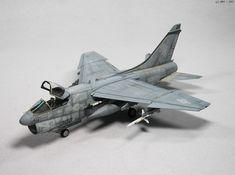 A-7E Corsair II 'Valions' Hasegawa 1/48
