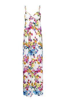vestido @MANGO floral