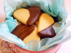 the worstest mommy: Food for Valentine's Day