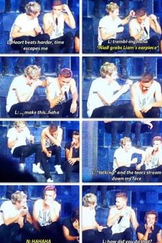 can someone please find the video of this? this was my favorite moment from my concert haha