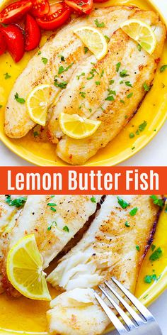 Lemon Butter Fish Lemon Butter Fish Tender And Moist Pan Fried Swai Fish With Lemon Butter Sauce This Recipe Takes 10 Mins And Rival The Best Seafood Restaurant Rasamalaysia Com Fish Keto Dinner Swaifish Basa Fish Recipes, White Fish Recipes, Salmon Recipes, Recipes For Fish, Basa Fillet Recipes, Baked Tilapia Recipes, Chicken Recipes, Seafood Dishes, Seafood Recipes
