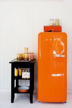 Orange, selvfølgelig!