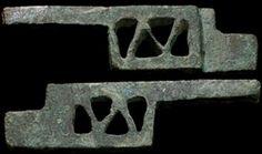 Ancient Roman Keys 1st-3rd century
