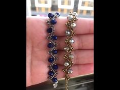 Diy Jewelry, Jewelery, Handmade Jewelry, Jewelry Making, Jewelry Accessories, Bohemian Bracelets, Handmade Bracelets, Beads Online, Beaded Bracelet Patterns