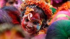 Holi - Hindu Festival of colours