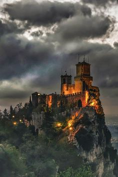 #SanMarino - The World's Fifth-Smallest Country, Europe by Daniele Rossi