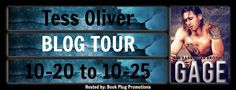 Wicked Reads: Gage by Tess Oliver Blog Tour