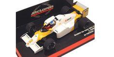 Risultati immagini per McLaren diecast yellow Mclaren Mp4, F1, Diecast, Minis, Yellow