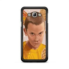 Waffles Eleven Stranger Things Samsung Galaxy A8 Plus Case | Caserisa
