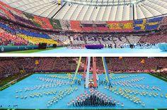 Euro 2012 opening ceremony