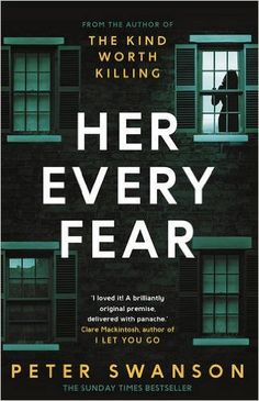 Reblog:  Her Every Fear By Peter Swanson - Reviewed by Clues and Reviews