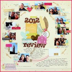 Our Year in Review 2012 - Daphne - dapfniedesig - Dear Lizzy 5th & Frolic