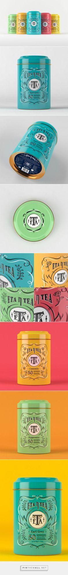 ETA TEA / Concept / by Dickson Wong