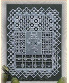 Pergamencsipke, pergamentechnika - a csodálatos pergamano - Képgaléria - Minták - Lengyel-minták-9