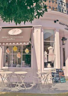 Peggy Porschen Cakes - London