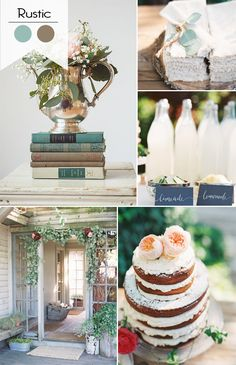 neutral colors rustic themed bridal shower ideas for 2015 trends
