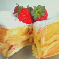 Receitas da Clodi: NAKED CAKE SEM GLÚTEN