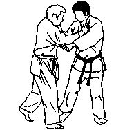 Harai-goshi: Sweeping hip throw