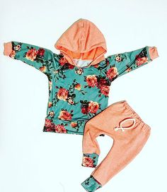 Hey, I found this really awesome Etsy listing at https://www.etsy.com/listing/487504694/baby-girl-outfit-floral-print-toddler