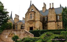 Um pouquinho do Japão.: Castelo Lockheart  Um pedacinho da Europamedieval...
