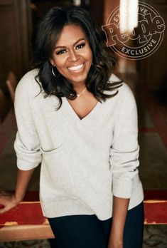 Michelle Obama Talks Rediscovering Romance with Barack After White House Michelle Obama Fashion, Michelle And Barack Obama, Beautiful Black Women, Amazing Women, Barack Obama Family, Obamas Family, Streetwear, Looks Chic, Badass Women