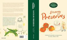 The Tracklements book of Savoury Preserves, published by Pavilion   [BOOKS]