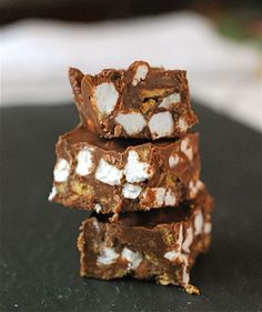 S'more crunch bars