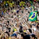 Paixão pelo futebol é semelhante ao amor entre pessoas, diz estudo