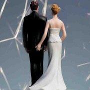 Figurine la mariée coquine
