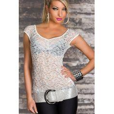 http://m.lovelywholesale.com/wholesale-sexy+lace+front+o+neck+short+sleeve+white+chiffon+t-shirt-g89729.html