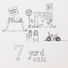 yard sale :: nat donnelly