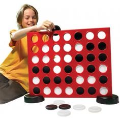 The BIG fun version of disk-placing strategy!!! #colibribebe #game #giant #supersized #fun #play #family #kids