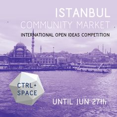Ctrl+Space Competition:Istanbul Community Market
