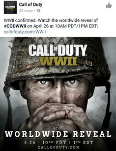 Call Of Duty World At War 2 Announced!