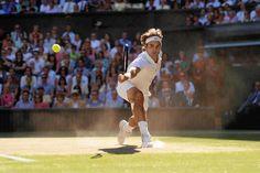 In Defeat, a Vintage Federer Appears - WSJ