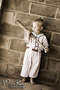 Baseball Uniforms for Photo Prop
