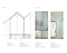 Meno di 31 Architecture Collage, Architecture Images, Architecture Graphics, Architecture Drawings, Facade Architecture, Architecture Diagrams, Roof Design, Facade Design, Layout Design