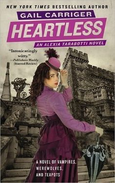 Heartless | Top 10 Steampunk Books Of 2011