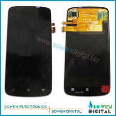 Htc one s z520e z560e için lcd ekran dokunmatik ekran digitizer meclisi tam set ile, LCD