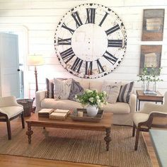 22 Farm-Tastic Decorating Ideas Inspired by HGTV Host Joanna Gaines: Even if country chic isn't the first phrase you'd use to describe your decor taste, we're guessing you've sat spellbound through at least one episode of HGTV's Fixer Upper.